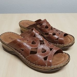 JOSEF SEIBE Comfort sandal heel 39 US 8-8.5